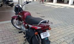 want to sale my Bajaj CT-100..good condition..milage 65