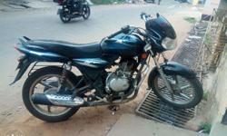 Bajaj Discover 125 Cc Year 2006 And Driven 21900 Km In