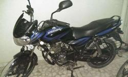 2012 model Bajaj discover 125 which is 32000 kms driven
