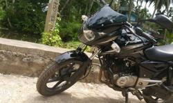 Bajaj Pulsar 10000 Kms 2015 year.like new.only 4 month