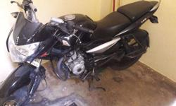 Bajaji Pulsar 135, single hand with all documents up to