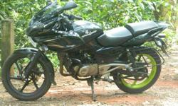 only 16000 km runned .. all genuine parts nd having
