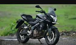 Loan bike pulsar as 150 exlent condition only 15000 km