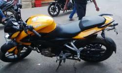 I want to sell my beast pulsar 200 ns due to some