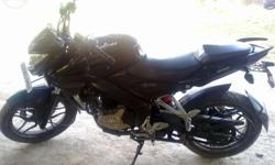 I want to sale my balck pulsar 200 NS WITH VERY GOOD