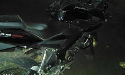 Bajaj Pulsar 3000 Kms 2015 year Family person used Not