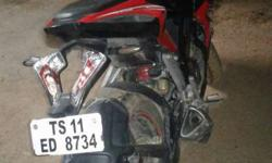 Hi frnds I'm selling my pulsar R's 200cc..going cheap