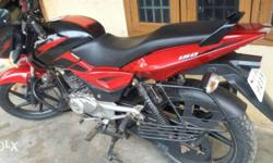 Pulsar 150 with super condition