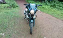 Pulsar 150 with good condition ,40 KMPL, new battery