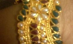 Hey this is completey new bangle wid size 2.2 .