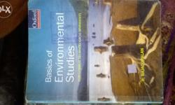 Book for Environmental Science subject for engineering
