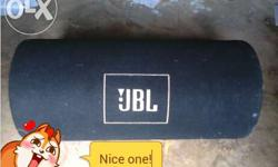 JBL 1004 T bass tube only use 4 month...