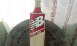 English willow nd pre knocked bat NB compqny