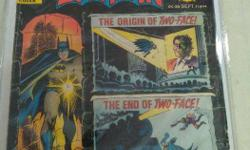 Rare 1973 100 pages BATMAN and Hanna Barbera of 1980's