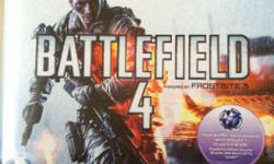 Battlefield 4 dvd for PS3. Excellent condition. Epic