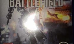 Battlefield PS4 Game Case