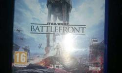 Starwars: Battlefront 1 _ Up for exchange