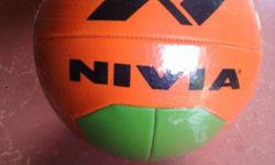 beach volleyball brand new from Nivia