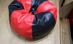 bean bag full size XXL with filling beans fresh