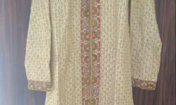 beautiful heavy work sherwani available