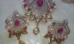 Jarkan and diamond jewellery at very low price... you