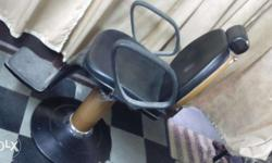 ONE YEAR OLD BEAUTY PARLOR CHAIR. Excellent Quality Not