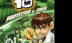 Ben 10 Protection Of Earth full game for pc