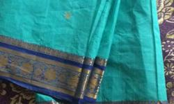 Bengali saree pure cotton not even wore once