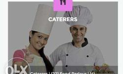With an endless number of things Best Caterers in