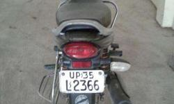 Good Condition Bike Black Color Bike