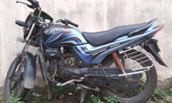Brand- Hero Honda Model- Passion Pro Month of purchase-