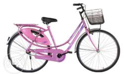 New ladies cycle. This used only for 1 month. This is