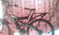 best cycle from hero. good look brand new condition 17