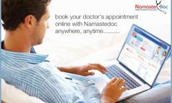 NamasteDoc is a portal that enables online consultation