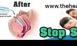 Oral appliance therapy is as an effective treatment