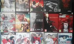 Best pc games,and are in very excellent condition.