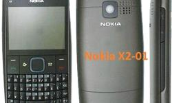 ???: Nokia I have to sell my Nokia x2-01 Mobile with 2