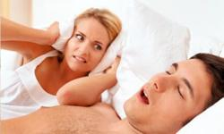 Snoring is the sound during sleep. Are you trying to