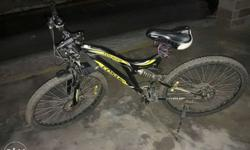 Bicycle Voyager Cosmic 21 gear cycle need to sell. Good