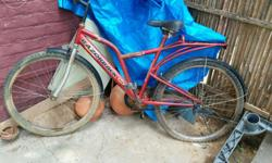 Cycle with too good condition
