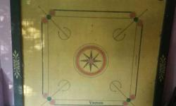 Big size Wooden carrom board very gud condition.only
