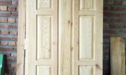 bilkul New doors 2side front Akash timber store