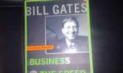 Bill Gates Business At The Speed Of Thought Book