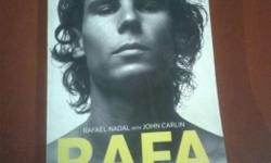 Biography of Nadal himself!!Check it out!