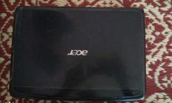Black Acer Laptop