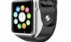 Black And Gray Apple Smartwatch