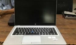 HP ultrabook folio 9470, very new condition, i5, 4gb
