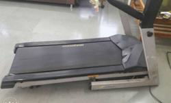 Black And Grey Treadmill, Company : Magnum Model number