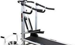 Black And White Gym Equipment