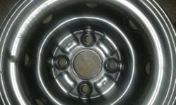 Black Bullet Hole Car Wheel